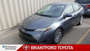 2017 Toyota Corolla DEMO, 17580 km's, BU Camera, Bluetooth