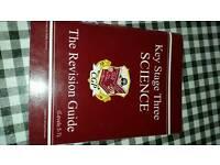 4 GCSE revision books vgc
