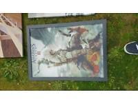 3D canvas Assassins Creed