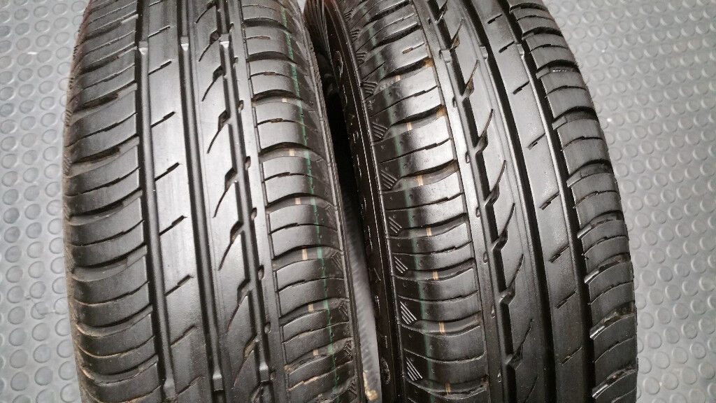 Three new continental Tyres