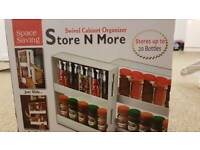 Swirling Spice/ mediaction bottle rack