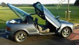 Toyota sera very rare retro 90s