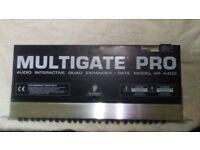 Behringer Multigate Pro Audio Interactive Quad Expander