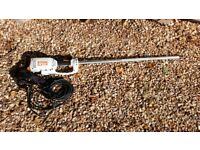 Electric stihl hedge trimmer