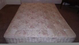 King Size 5' Divan Bed (No Headboard)
