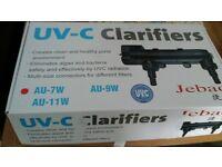 Clarifier 7w UVC