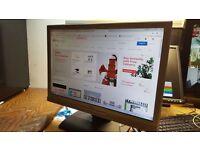 "BELINEA LCD MONITOR 22"" SCREEN VGA PORT"