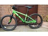 X Rated Exile Dirt Jump Bike **Brand New**