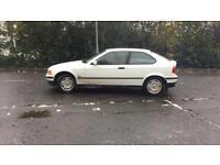 DRIFT CAR WELDED DIFF 2 BUCKET SEATS ALPHINE WHITE ,