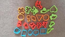 Cookie cutters x24