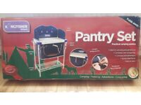 NEW KINGFISHER PANTRY/CUPBOARD/COOKER/STOVE STAND