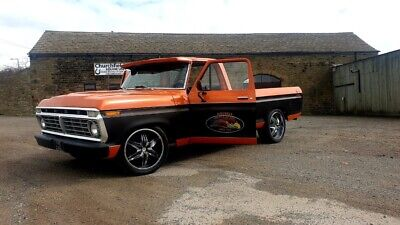 Ford-1973-pick-up-truck