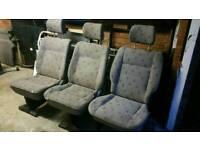 Vw t4 rear seats