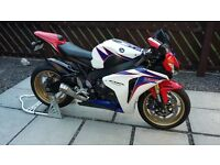 HRC HONDA FIREBLADE RR-A EXCELLENT CONDITION LOW MILLAGE