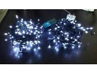 240 clear led lights