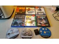 PS2 Game & Memory Card