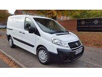 Fiat Scudo 1.6 JTD Multijet L1H1 Comfort Panel Van, NO VAT, 98K, 6 MONTHS WARRANTY, VERY CLEAN VAN,