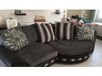"Sofa and ""lovers armchair """