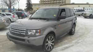 2007 Land Rover Range Rover super charge