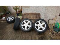 """Mercedes ML sport 19"""" Alloy Wheels"""