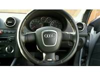 Audi a3 a4 s line steering wheel with airbag