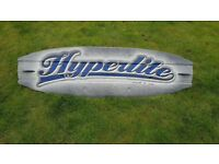 For sale a Hyperlite Camano wakeboard