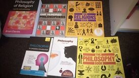 Philosophy and Religion Books