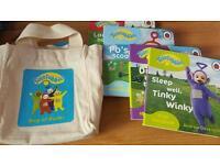 Teletubbies mini book set