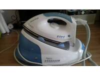 Steam generater iron