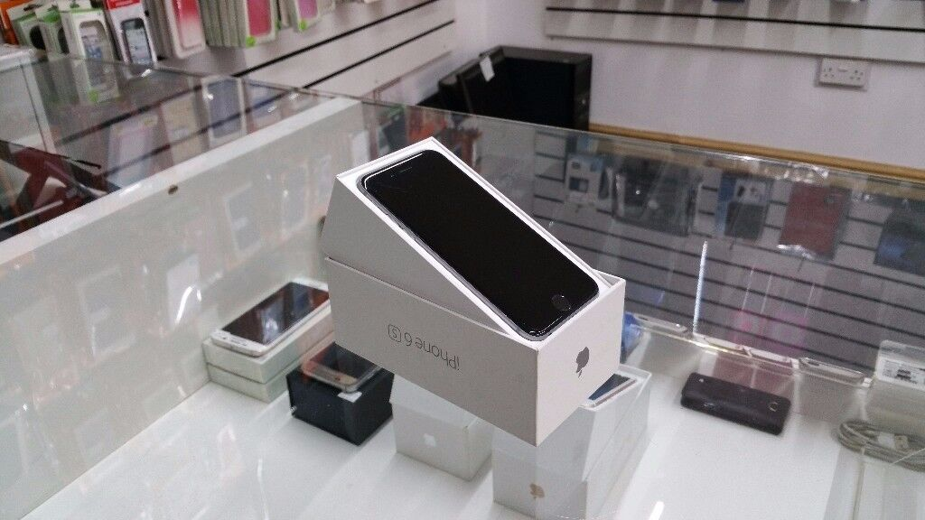 = RECEIPT INCLUDED = Unlocked Boxed Apple iPhone 6S 32GB Space grey