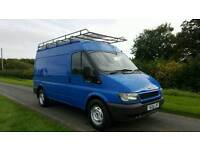 FORD TRANSIT MWB T350 6 Speed *1owner*
