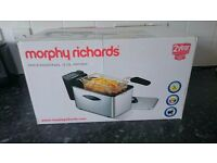Morphy Richards fryer