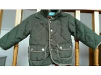 6-9 months baby boys clothes Ben Sherman Coat Jacket