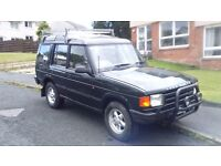 Land Rover Discovery 300tdi, 4x4, Not defender, Loads of mods, Very Clean, Ready to go