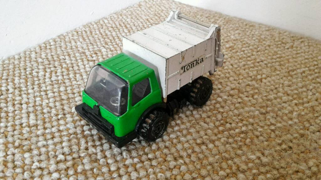 Tonka pressed steel 1970s refuse truckin Bridgwater, SomersetGumtree - Tonka pressed steel 1970s refuse truckIn a play worn condition£4 (plus p&p payment via paypal if item to be posted)
