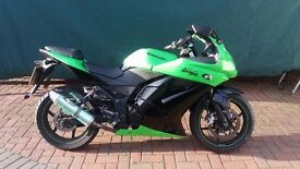 Kawasaki Ex250R Ninja - Full Mot - 2009 Anniversary Edition - Delivery Available