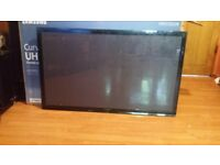 50'' SCREEN PANASONIC PLASMA TV