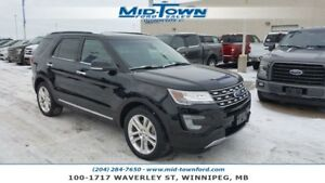 2016 Ford Explorer AWD LIMITED