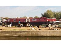 Narrowboat Barge for Sale 50 foot - PRICE REDUCED