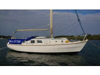 WESTERLY LONGBOW 31 -RE-ENGINED ,REFITTED £14950 just reduced