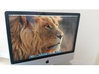 Apple imac 24inch 2.93ghz 8gb 640gb not laptop