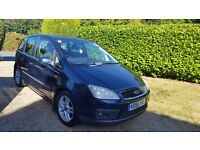 Ford C Max Diesel. MOT until Feb 2017. 101,000 miles. Great family car.