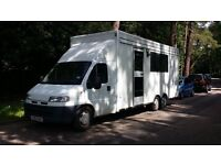 catering/mobile home van coversion project