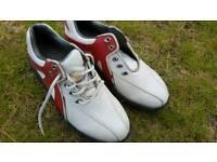 Junior kids Footjoy golf shoes