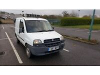 Fiat Doblo Fridge van 1.9D 2001