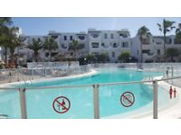 1 Bedroom spacious holiday apartment to rent in Puerto Del Carmen