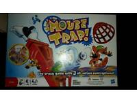 NEW mousetrap game!