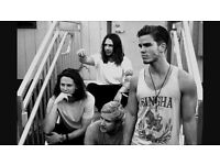 Two Standing Tickets for Kaleo - Kentish Town - 31 January - FACE VALUE TICKETS