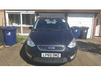 FORD GALAXY BLACK AUTOMATIC PCO 1 OWNER.