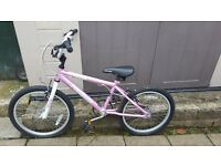 "7 - 10 Years / 20"" Wheel ProBike Hawaii - 20"" Girls BMX Bike - 2013"